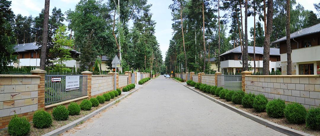 Ogród w lesie – Magdalenka