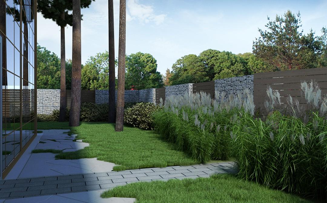 Ogród prywatny – Ursus