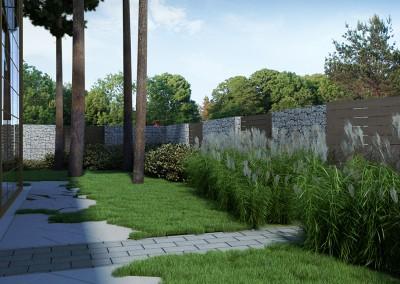 Ogród w Ursusie